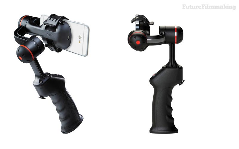 iphone camera stabilizer sync announces two new stabilizers for iphone amp gopro 11694